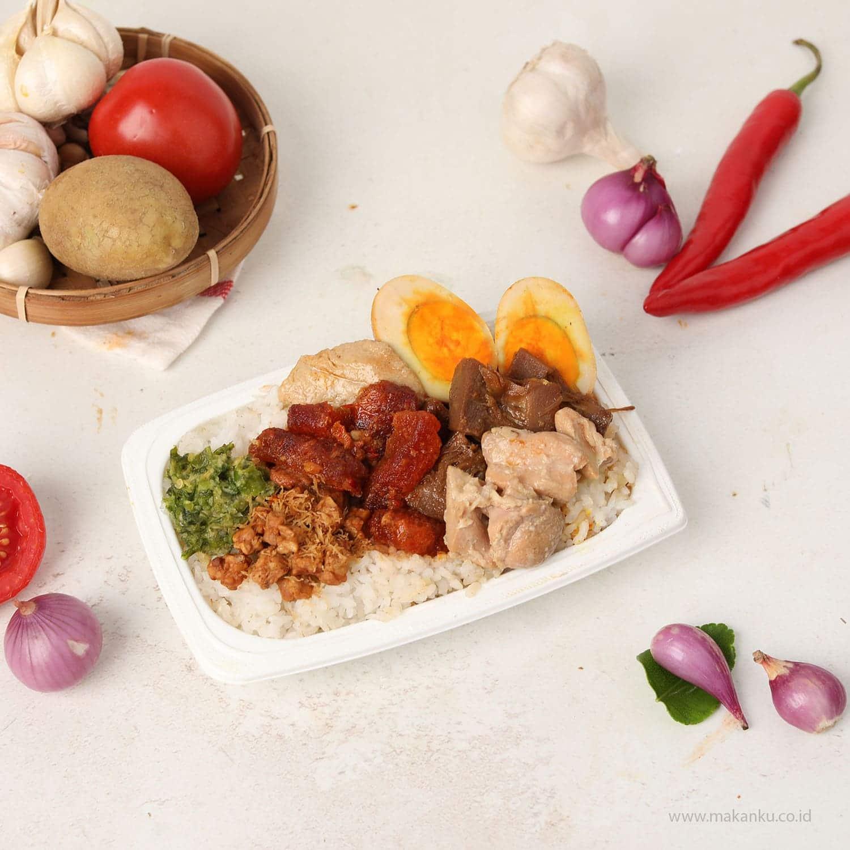 Makanku Gudeg, Kuliner Tradisional Dengan Teknologi Modern