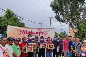MakanKu Peduli Banjir Untuk Korban Banjir di Kalimantan Selatan